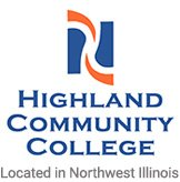 Highland College Logo.