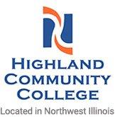 Highland College Logo.