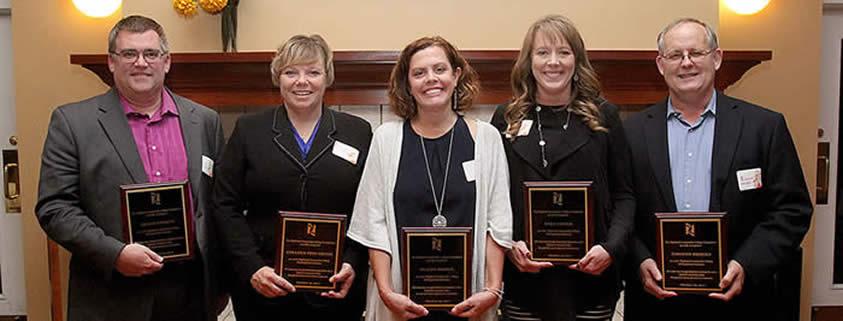 Picture of Alumni Award Winners