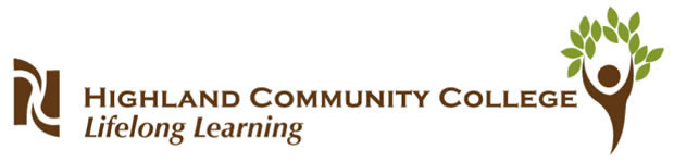 Highland Community College Lifelong Learners Logo