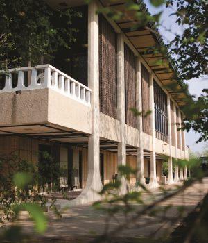 Photo of HCC building