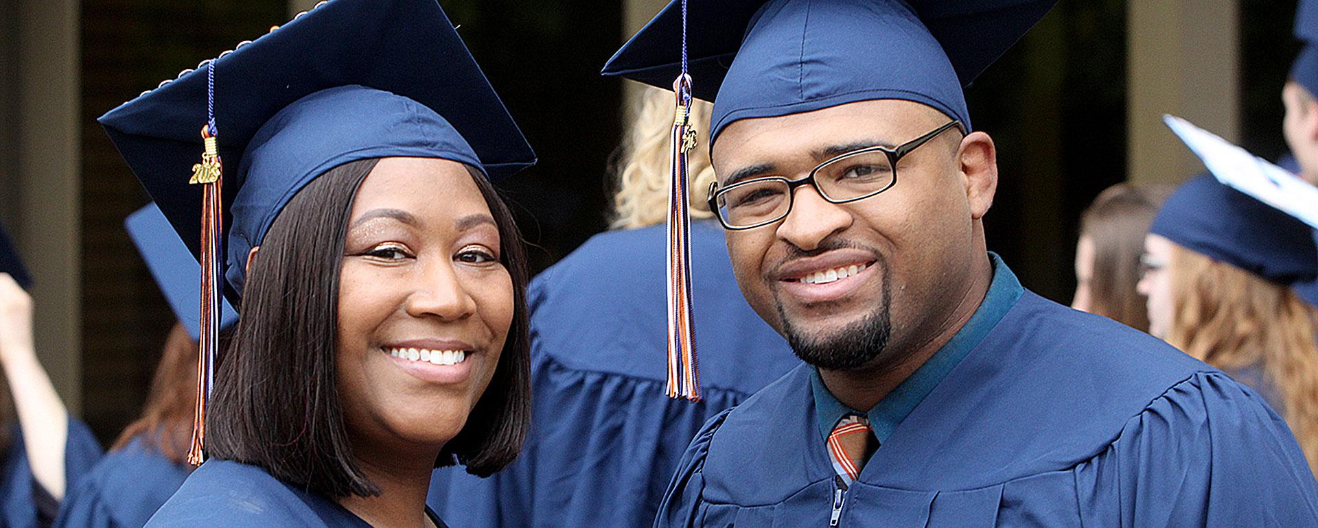 Photo of graduates