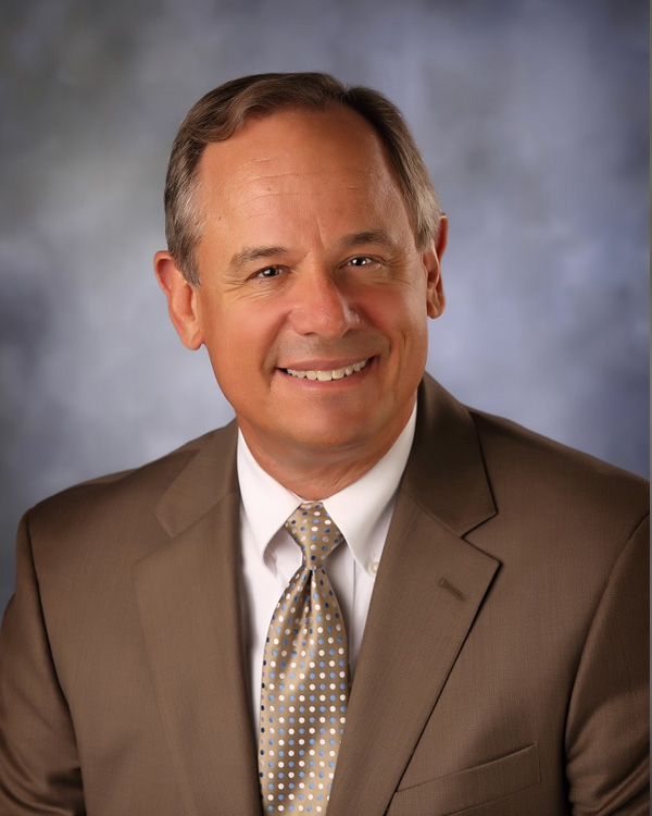 President Tim Hood