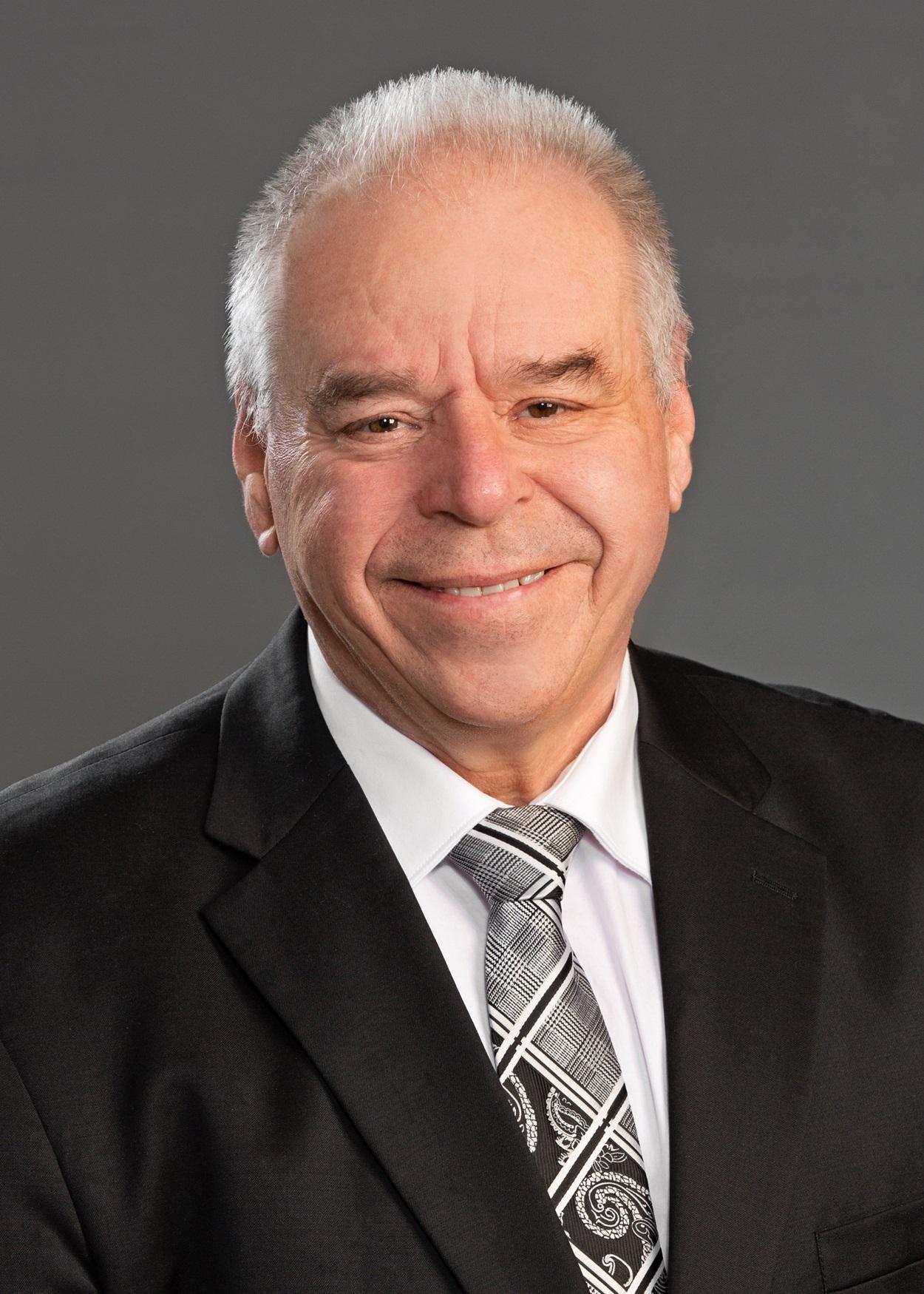 Jim Endress Portrait